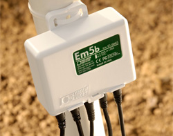 Накапливающий аналоговый регистратор Em5b