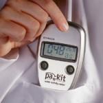 Портативный анализатор активности воды Pawkit