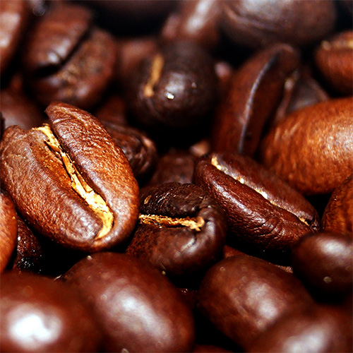 Параметр активности воды в кофе