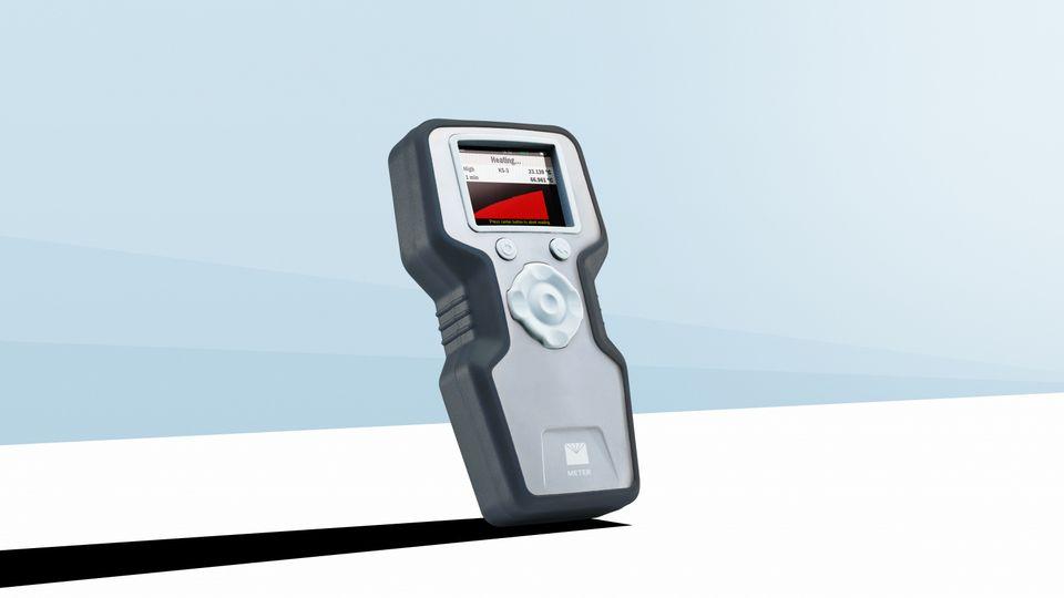 Прибор для измерения теплофизических параметров материалов Tempos